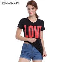 2017 Women V Neck T Shirt Women S Hipster T Shirt Female Casual Tshirt Feminina Short