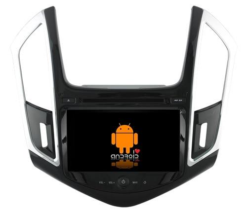 S160 Quad Core Android 4 4 4 font b car b font audio FOR CHEVROLET CRUZE
