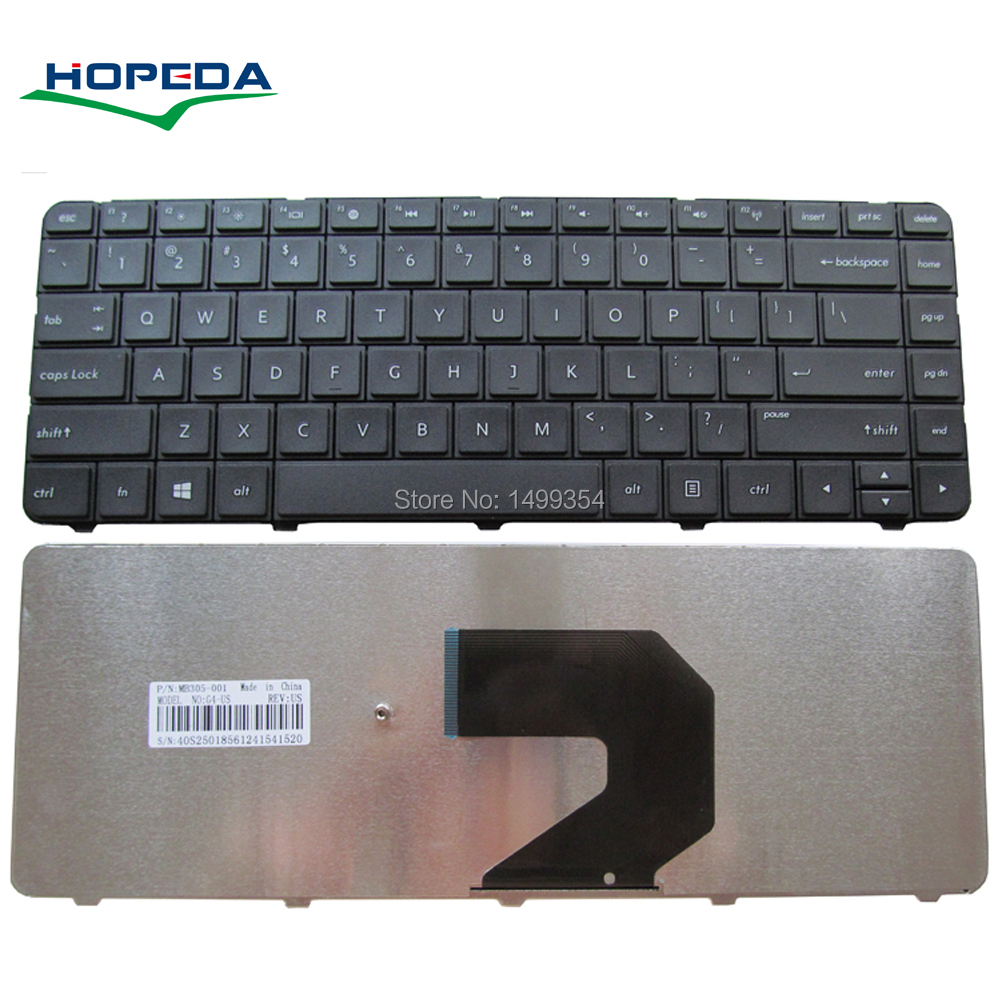 New Laptop <font><b>Keyboard</b></font> For <font><b>HP</b></font> G4-1000 <font><b>HP</b></font> 1000 CQ43 G6 <font><b>HP</b></font> 431 435 436 <font><b>430</b></font> 450 <font><b>Keyboard</b></font> Replacement image
