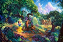magical painting