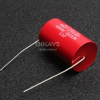 Audiophiler MKP 33UF 250V Audio Grade AXIAL Capacitor For Tube Guitar Amps