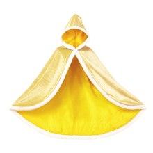 Coat Children Rapunzel Cinderella Trench Elsa Girls Kids Princess Anna VOGUEON Cloak