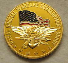Hot sales US custom coin  low price NAVY SEAL Challenge Coin high Quality FH810219