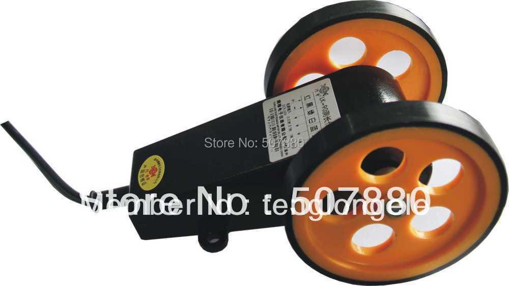 LK-90 Length counter meter gauge meter length measuring wheel  encoder wheel benetech digital film coating thickness gauge 0 1800um 0 01mm resolutiongm210 digital paint film iron base thickness gauge meter