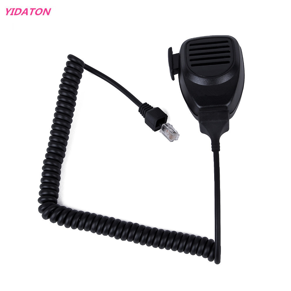 Handheld Microphone Mobile Mic KMC-30 6 Pin RJ-45 Connector For Kenwod TK868 TK-630 TK-730 TK-830 TK-760 TK-768