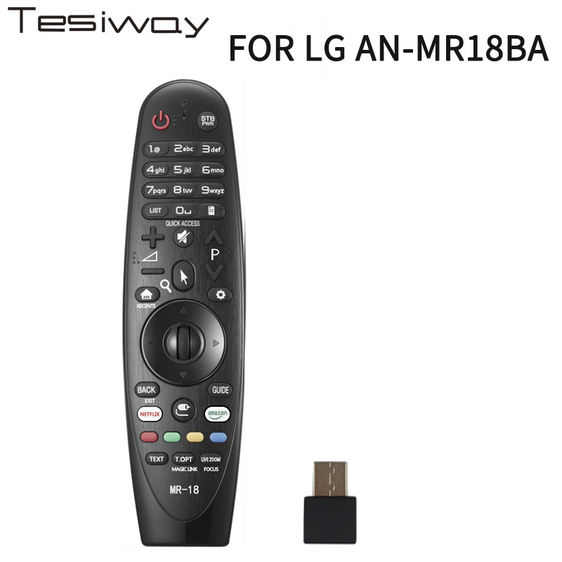 Waterproof Soft Silicon Remote Control Case For LG AN MR600
