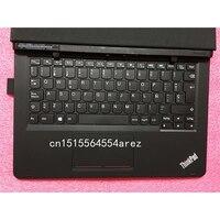 Originele Nieuwe Spanje Es Folio Keyboard Voor Laptop Lenovo Thinkpad Helix Gen 2 Folio Touch Toetsenbord Leather Case 03X9120
