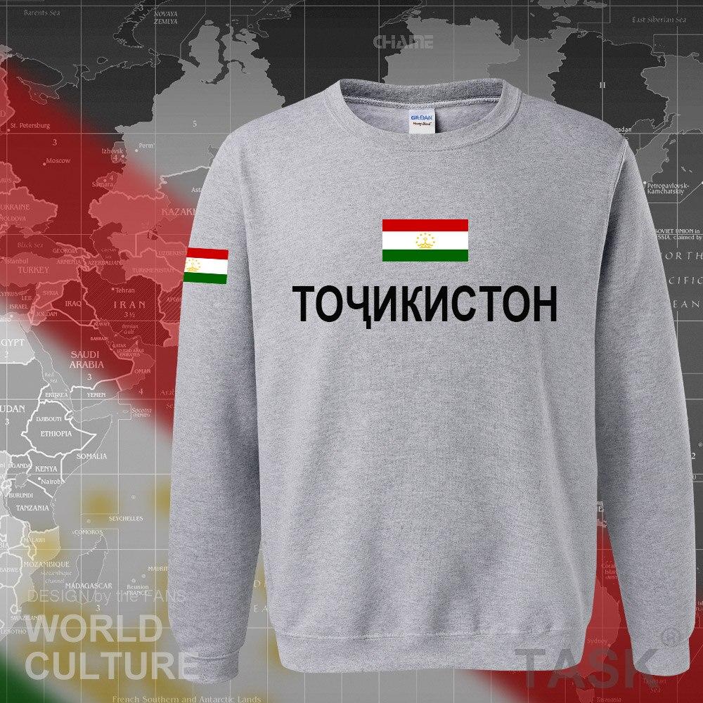 Tajikistan hoodies men sweatshirt polo sweat new hip hop streetwear flag nation team country tracksuit nation jerseyes Tajik TJ