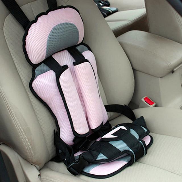 Potable Bebé Asiento de Coche de Seguridad, Asiento para Niños en el Coche, 9 Meses-5 Años de Edad, 9--25KG, Envío Libre, Niño Asientos para Automóviles