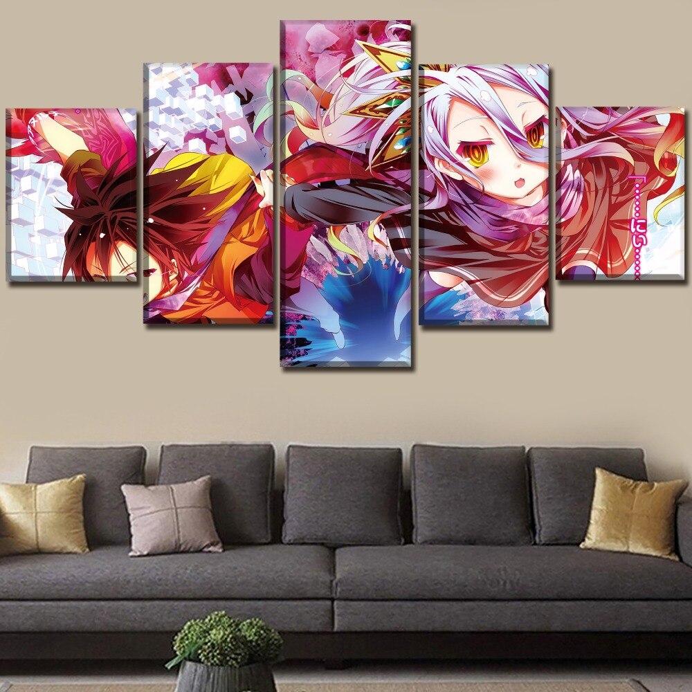 Canvas Hd Prints Modular Poster Wall Art Home Living Room