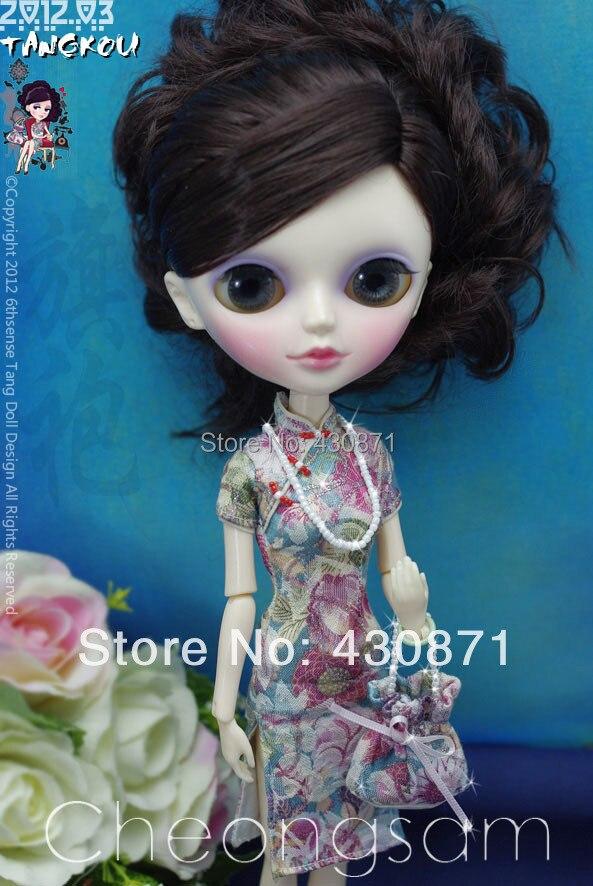 Tangkou lalki darmowa wysyłka kolekcja lalka wiele stawów ciała lalki w Lalki od Zabawki i hobby na  Grupa 1