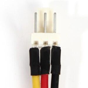 Image 4 - 10 adet 3PIN azaltmak PC Fan hızı gürültü uzatma direnç kablo tel 3 Pin erkek dişi konnektör PC Fan için
