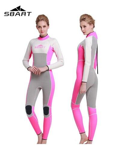 Профессиональный 3 мм неопрена Для женщин Для Мужчин's Мокрые одежды спорта людей Одна деталь купальник Дайвинг Сёрфинг Гидрокостюмы мокрог…