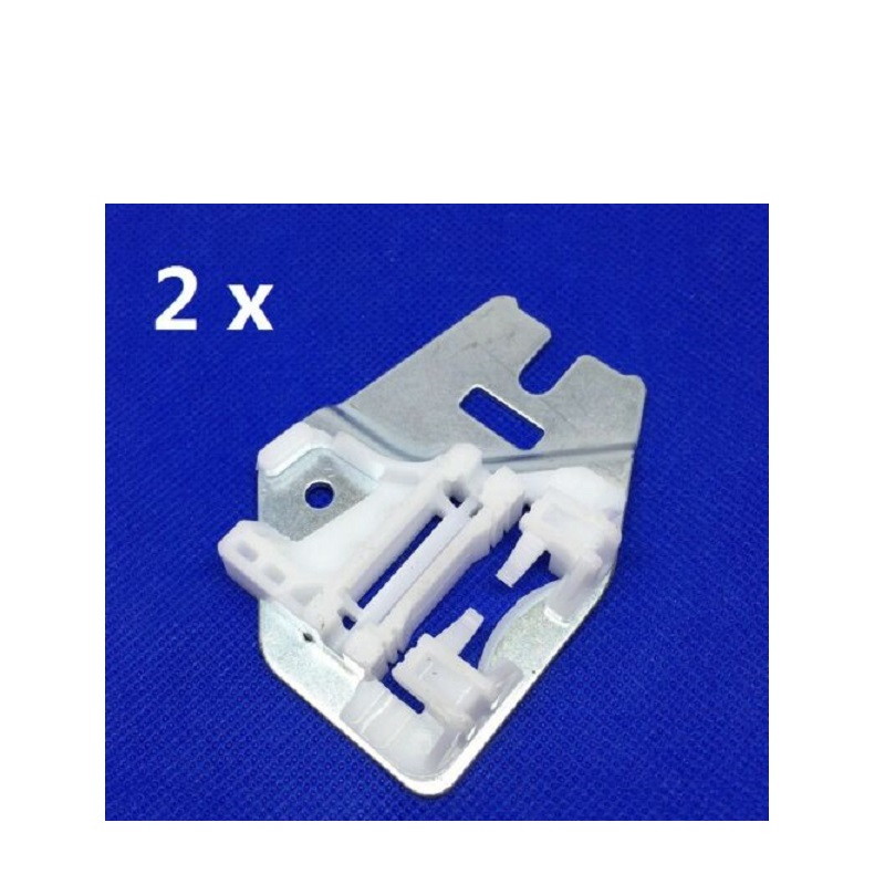 Window Regulator Repair Kit Metal Slider For BMW 3er E46 98-05 Rear Right