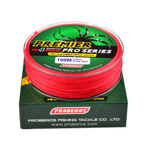 цены 100M PE Fishing Line Braided Fishing Line Available 6LB-100LB PE Line Green Package