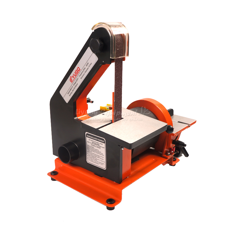 Belt Disc Sander 1 * 30 (25*750mm) Belt 5(125mm )Disc Sander rotary sander Q10059 no tax to RU синий пояс ru belt 2 5 м