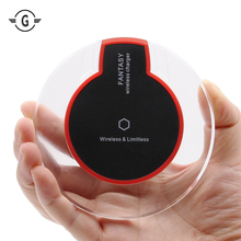 QI Wireless Charger USB Charging Pad for Samsung Galaxy S6 S7 edge s8 plus note 8 5 4 3 LG g3 G4 Nexus 7 5 6 lumia 920 charger стоимость