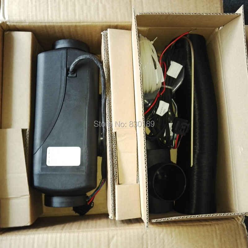 (5KW 12 V) webasto 屋外駐車場ヒーターについて RV モーターホームボート Van バス。 Eberspaecher d4 、 webasto ディーゼルヒーター