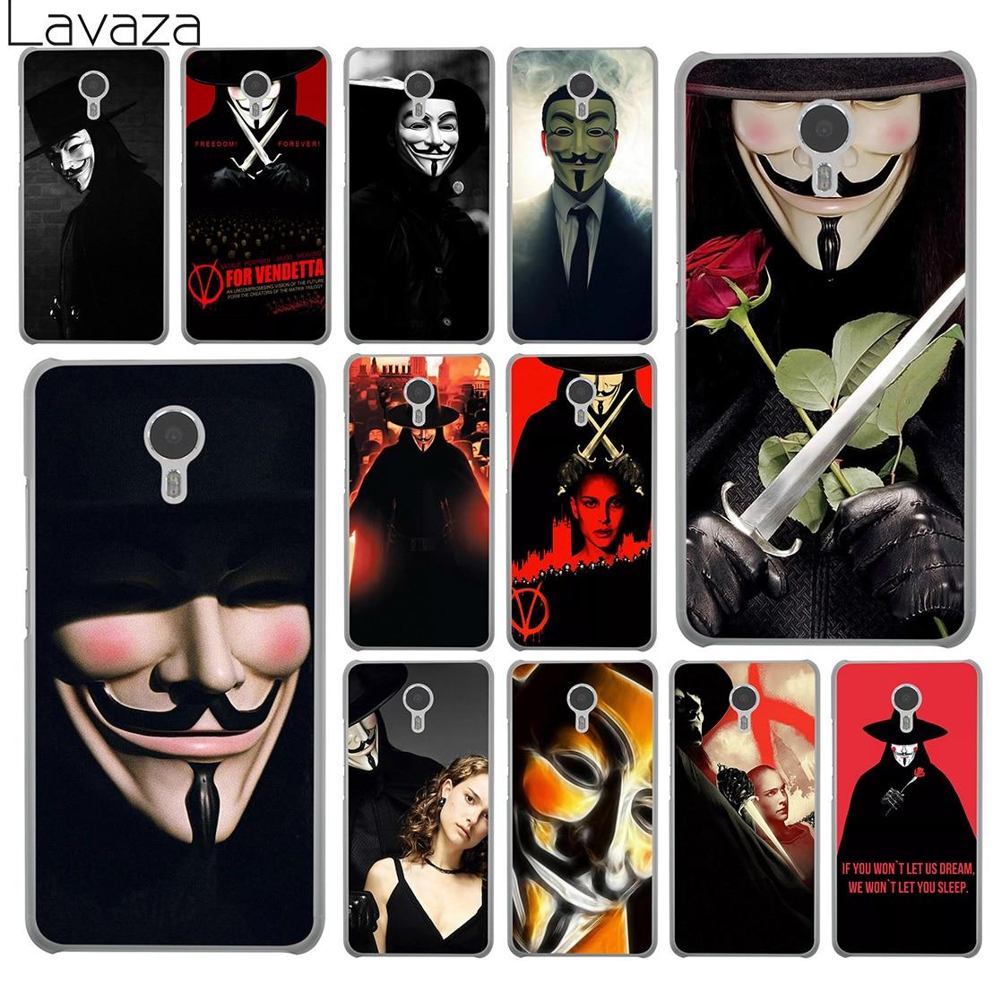 Lavaza <font><b>V</b></font> for Vendetta cd film Hard <font><b>Phone</b></font> Cover Case for Meizu M2 <font><b>M3</b></font> M3S M5 M5S Mini &#038; Note U10 U20 Pro 6