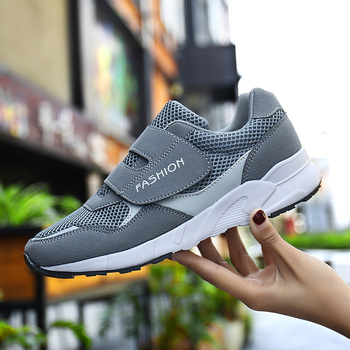 BIGFIRSE Women Casual Shoes Light Fashion Sneakers Woman Leisure Walking Zapatillas Mujer 2019 Elderly Comfort - discount item  40% OFF Women's Shoes