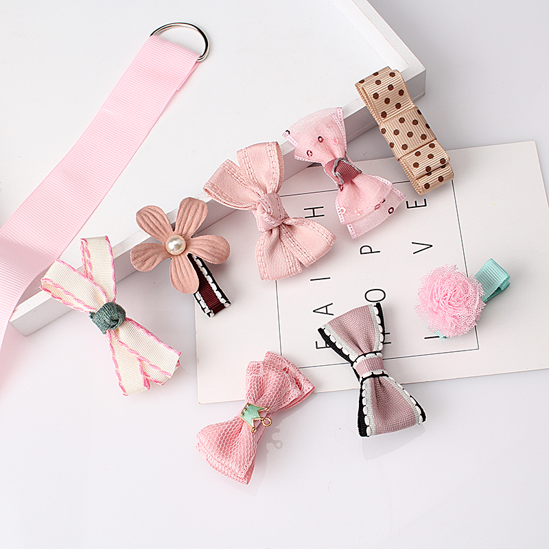 Girls' Baby Clothing Lovely Girls Hair Clips Cute Sequins Star Shape Hair Pin Children Hairpin Princess Hair Accessories For All Ages To Win Warm Praise From Customers