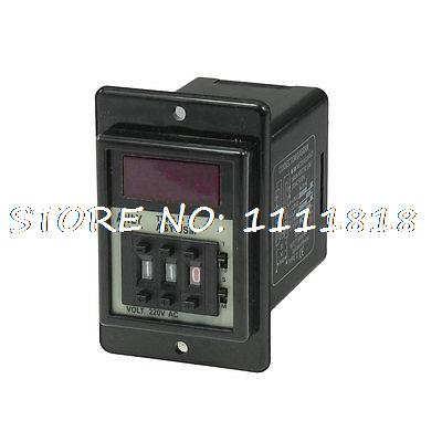 цена на ASY-3SM 99.9S-999M 8 Terminals Digital Timer Programmable Time Relay