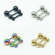 9e7b00beca541 Popular 4mm Black Stud Earrings-Buy Cheap 4mm Black Stud Earrings ...