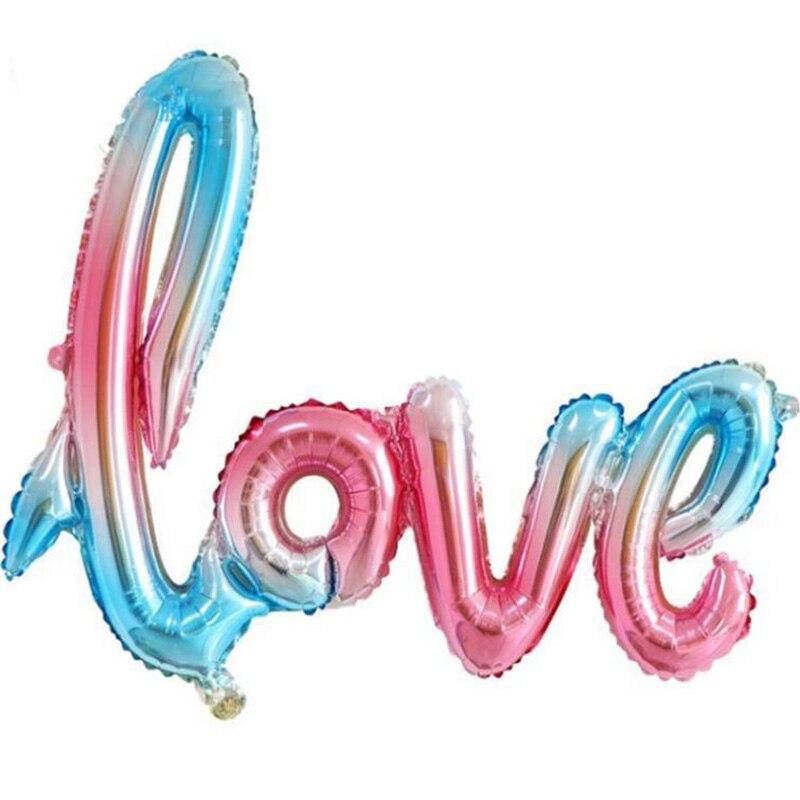 Rainbow Balloon Garland Arch pride bride marble baby birthday confetti DIY gift