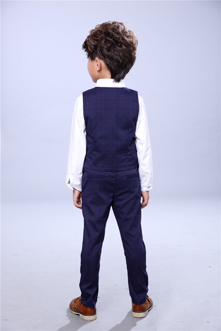 Waistcoat Children Dress Costumes 11