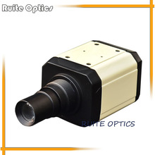 Cheapest prices 2.0MP 800 lines Definition Industry Microscope Digital Camera CCD VGA Electronic Eyepiece