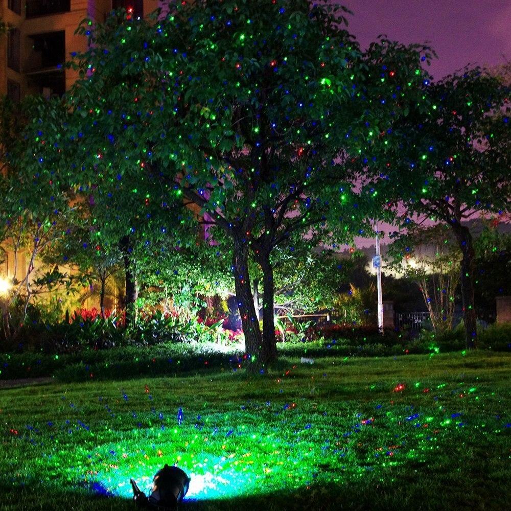 RGB static Outdoor Garden Decoration Waterproof Elf Christmas lights ...