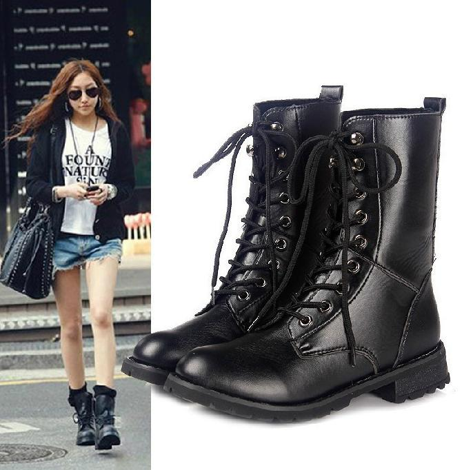 Popular Womens Lace Boots-Buy Cheap Womens Lace Boots lots from ...