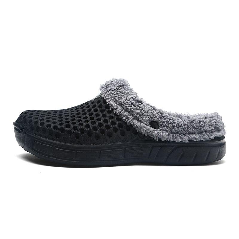 b2404bb3f2d17 TKN 2018 summer women slippers shoes slides women slip-on round toe black  white flip flops flat ...