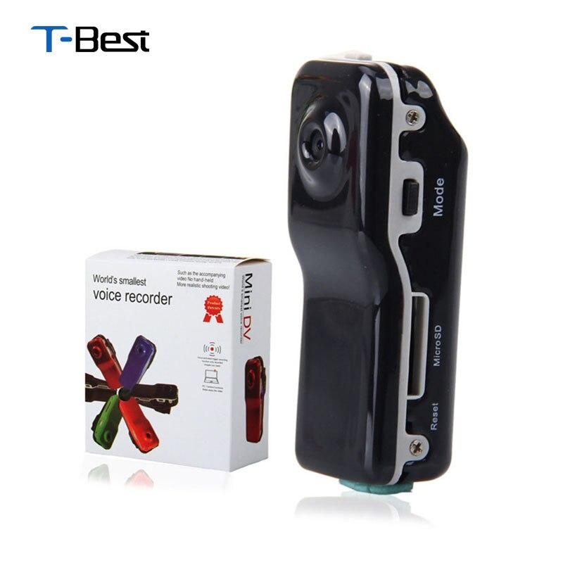 Мини камера md80 видеорегистратор