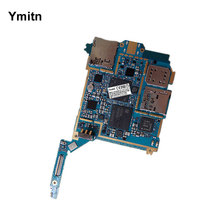Оригинальный Ymitn разблокирована с чипами материнская плата для Samsung Galaxy S4 ZOOM SM-C101 C101 материнская плата Материнские платы ПЗУ международного стандарта