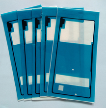 Wholesale 50pcs/lot Z4 Battery Back Door Cover Adhesive Sticker for Sony Xperia Z3+ Free shipping