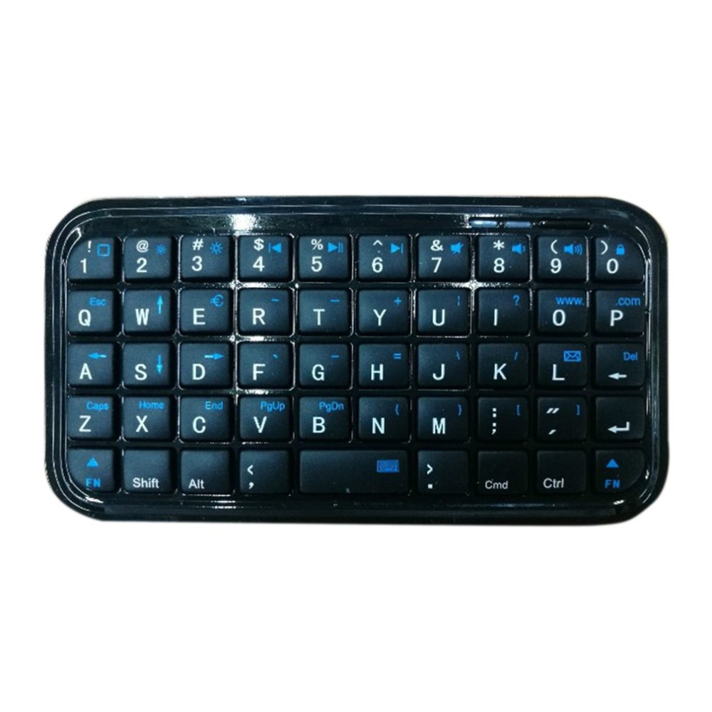 Mini Bluetooth 3.0  Keyboard   Wireless Pocket  Full Touchpad Backlight Keyboard Large Touch Pad HB2100 For Smart Phone/For Ipad