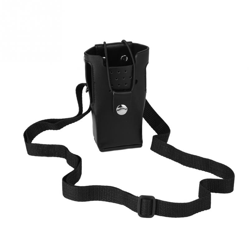Voionair 2 Pcs Nylon Adjustable Hands-free Two Way Radio Pouch Chest Front Pack Cellphones & Telecommunications