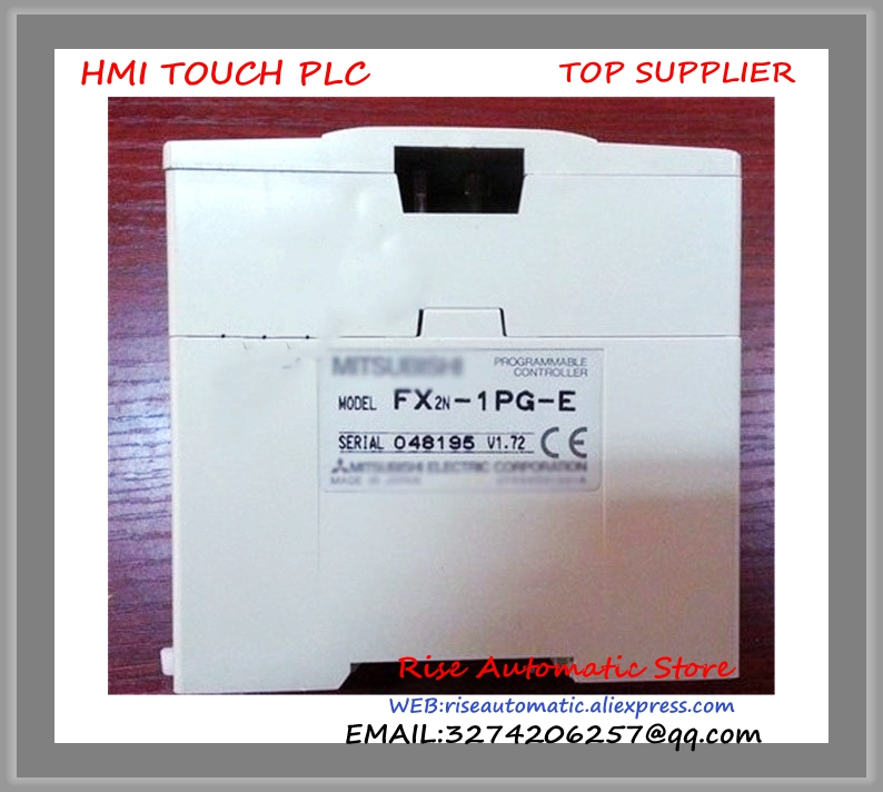 FX2N-1PG-E PLC 1-Axis Positioning Module New Original 100% test good quality inverter pg x2 card pg new original