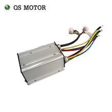 Kelly QSKLS7230S, 24 V-72 V, 300A, 60 V Fırçasız Elektrikli Bisiklet Motoru Sinüzoidal Fırçasız Motor Kontrol