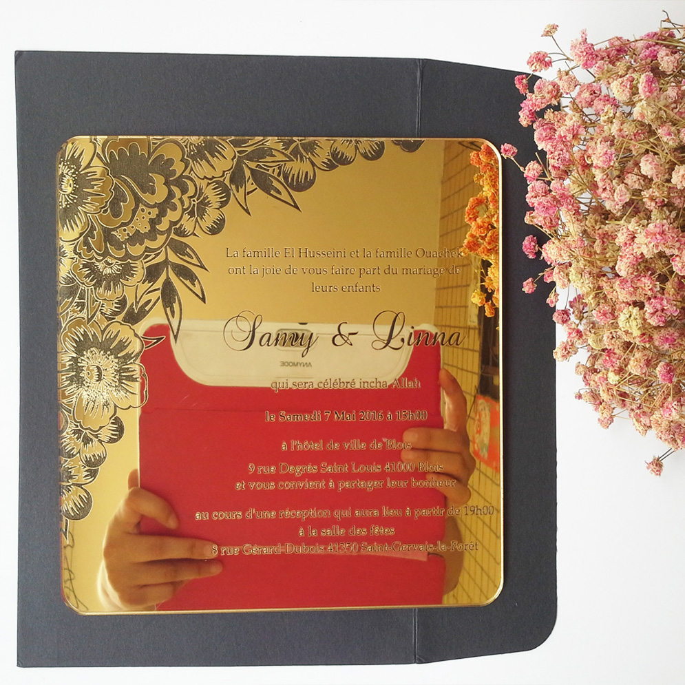 Enchanting Order Wedding Invitations Vignette Resume Ideas