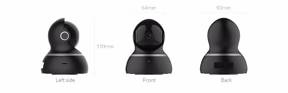 1080P Xiaomi YI Dome Home Camera (13)