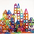 88 ШТ. Мини Магнитный Конструктор Игрушки Творческие Игрушки Для Детей Обучение и Образование Магнитного строительные Блоки рождественские подарки