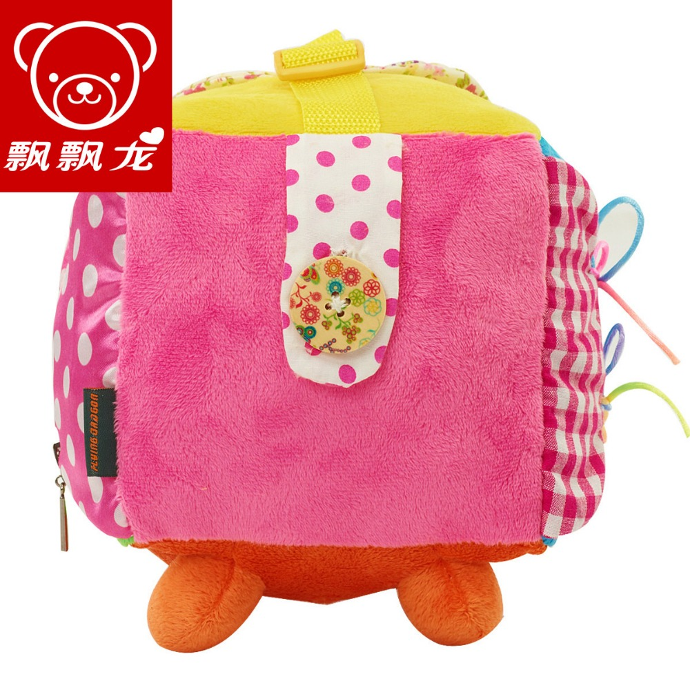 Candice guo pliš igračka obrazovni smiješno dressing box slatka - Izgradnja igračke - Foto 2