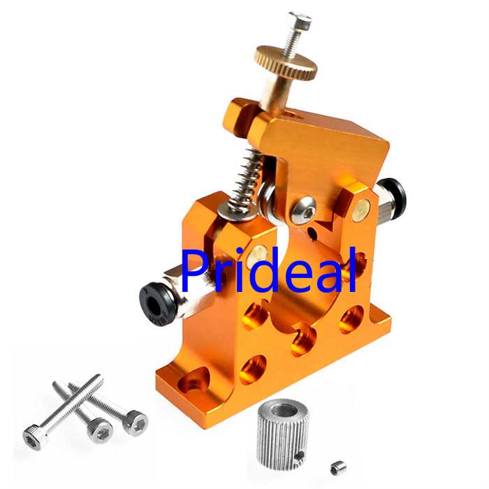 1 set diy reprap kossel all metal step 42 extruder bowden. Black Bedroom Furniture Sets. Home Design Ideas