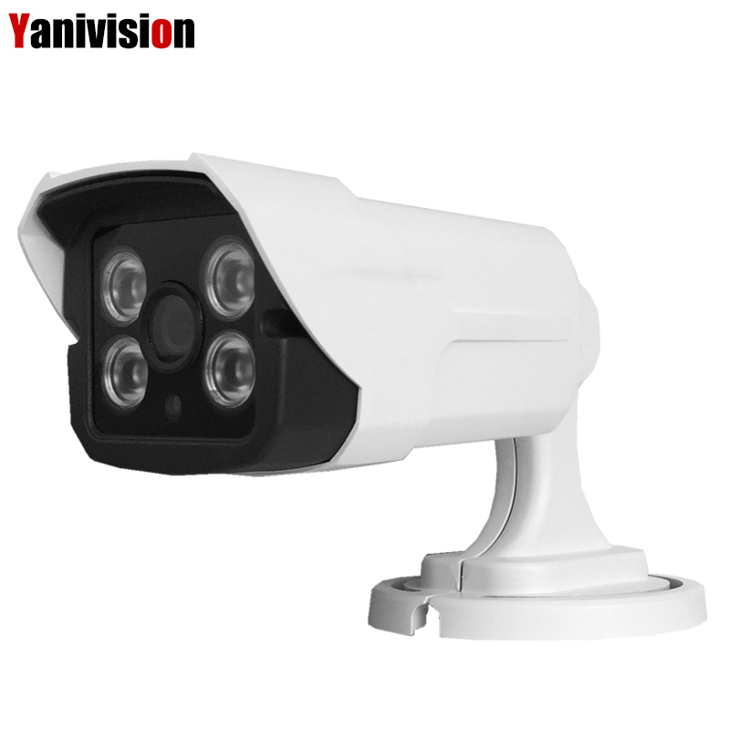 H.265 IP Camera 5MP 4MP 2MP 48V PoE ONVIF Bullet Outdoor CCTV Camera Video Security Camera Full HD HIKVISION protocol P2P