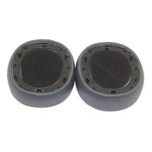Image 3 - Poyatu earpads para jbl everest elite 750 750nc sem fio bluetooth fones de ouvido substituição almofadas almofada copos arma de metal