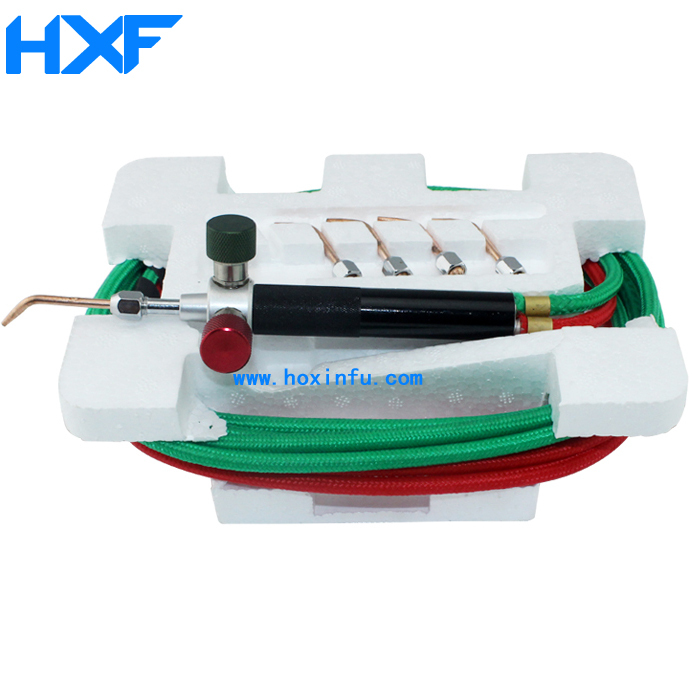 ФОТО Free Shipping Jewelry Welding Machine Goldsmith Tool Propane Torch Kit Jewellery Tools and Machines Set of Tools with 5 Tips