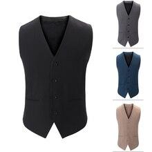2016 männer anzug weste formale top männlich Bussiness Anzug Weste Männer Hombre nach maß weste mann plus größe gute qualität