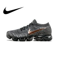 Original Authentic Nike Air Vapor Max Flyknit Men's Running Shoes Sport Outdoor Sneakers Designer Good Quality Breathable 849558